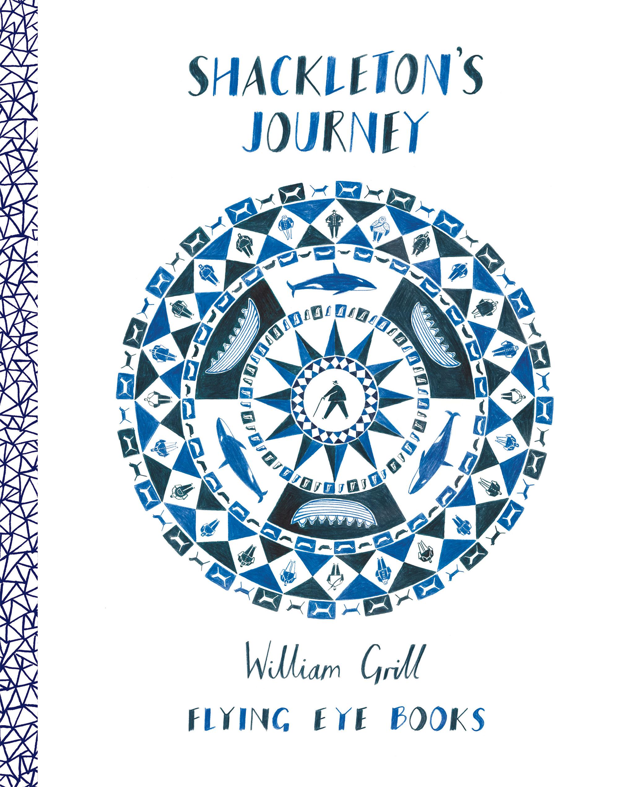 Shackleton's Journey – Flying Eye Books
