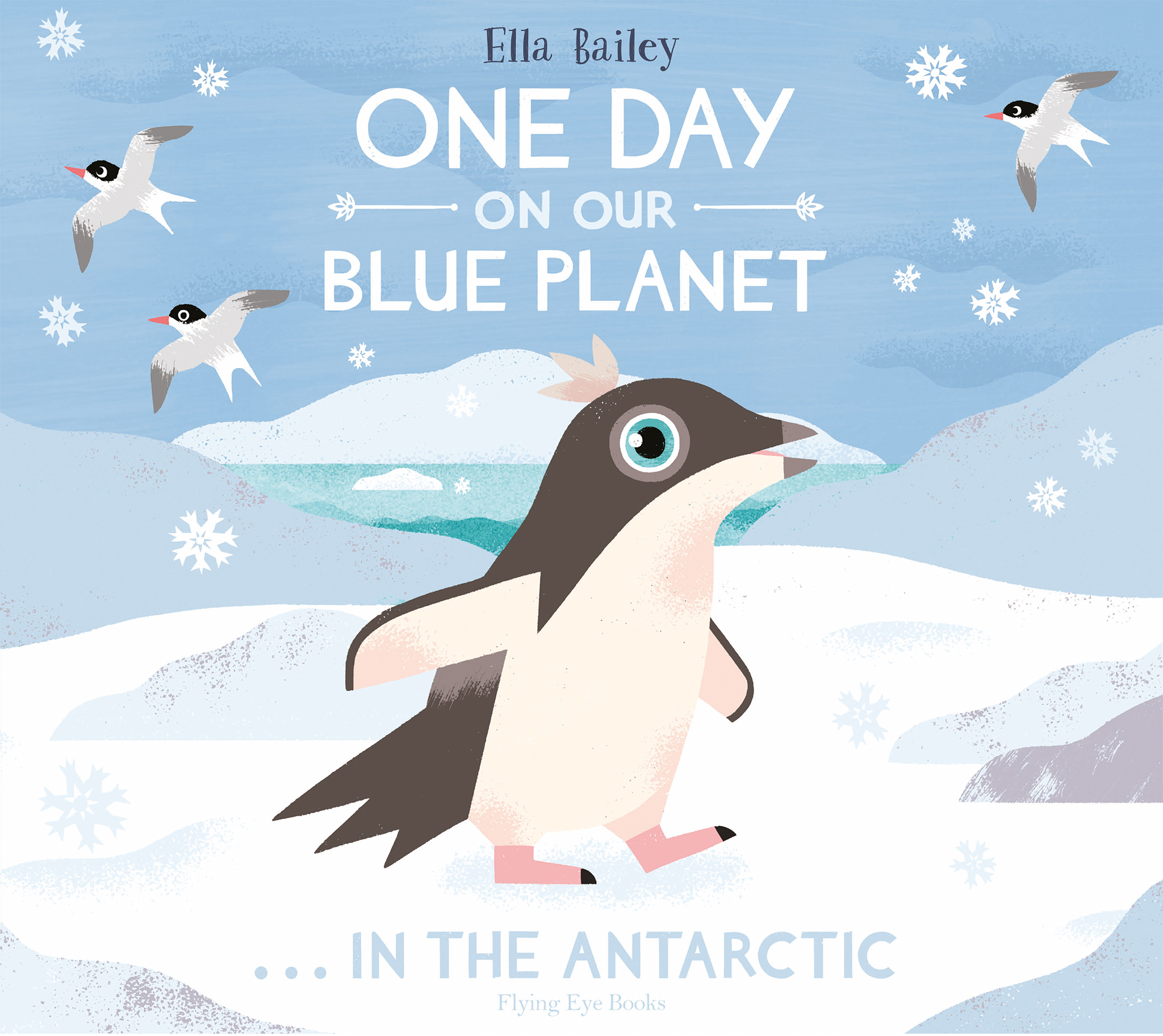 One Day on our Blue Planet: In the Antarctic