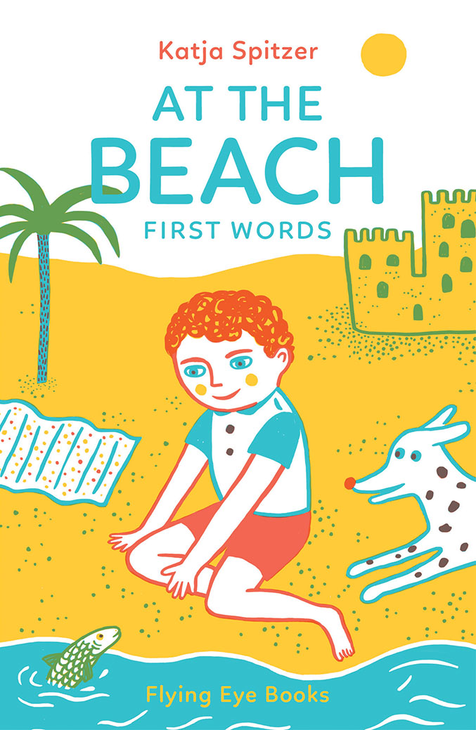 At the Beach: First Words