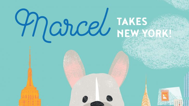 Marcel Takes New York!