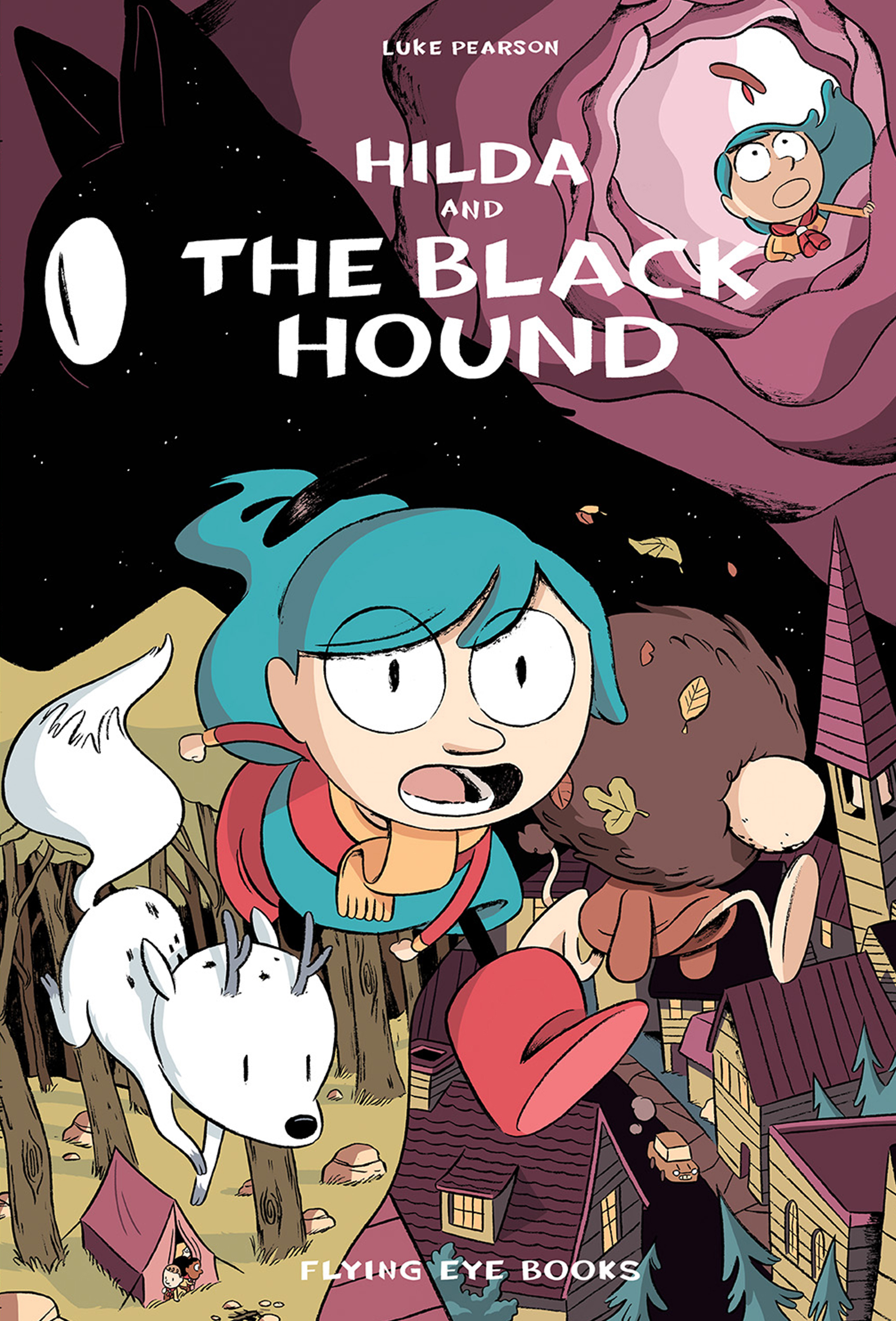 Hilda and the Black Hound | Paperback