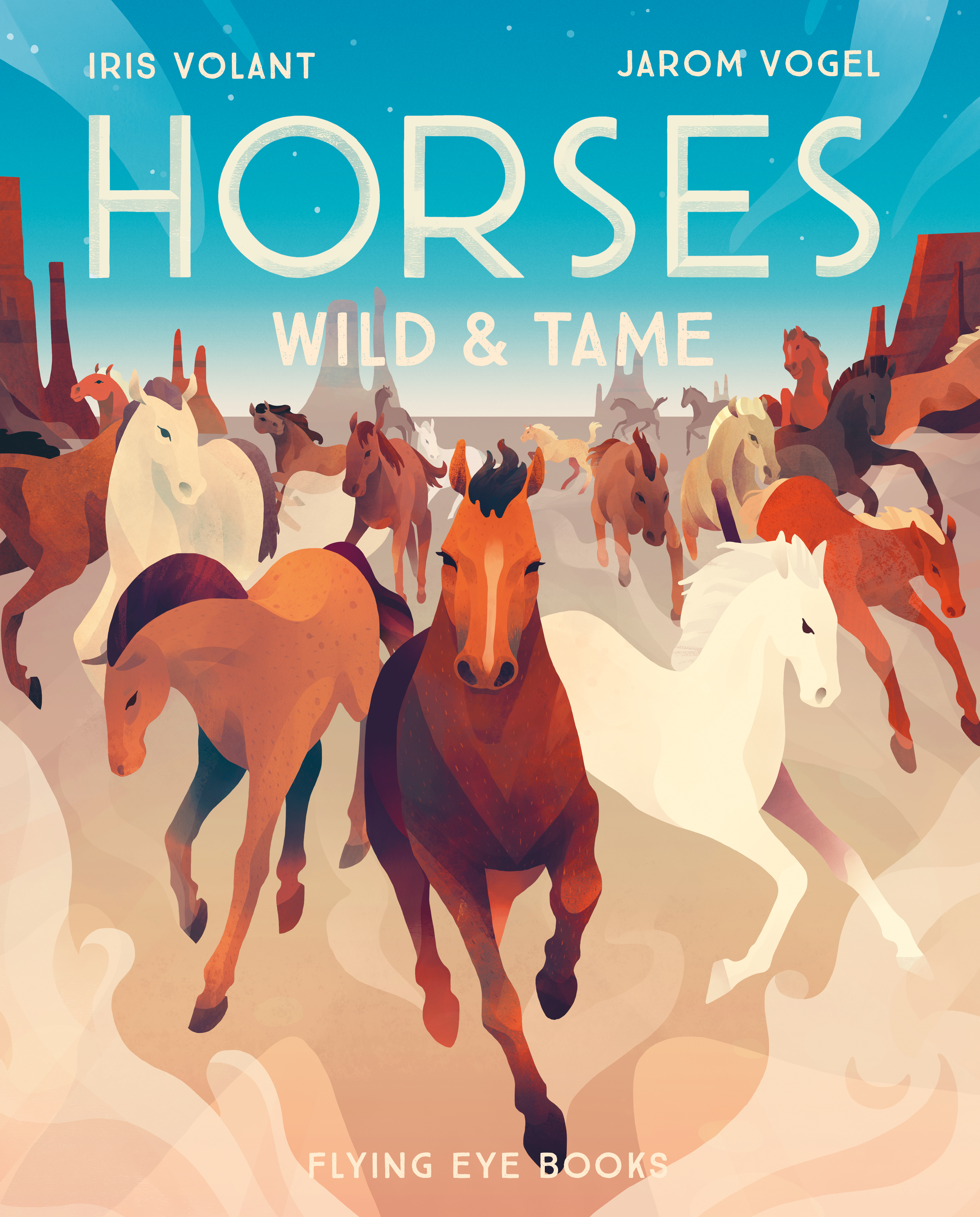 Horses: Wild and Tame