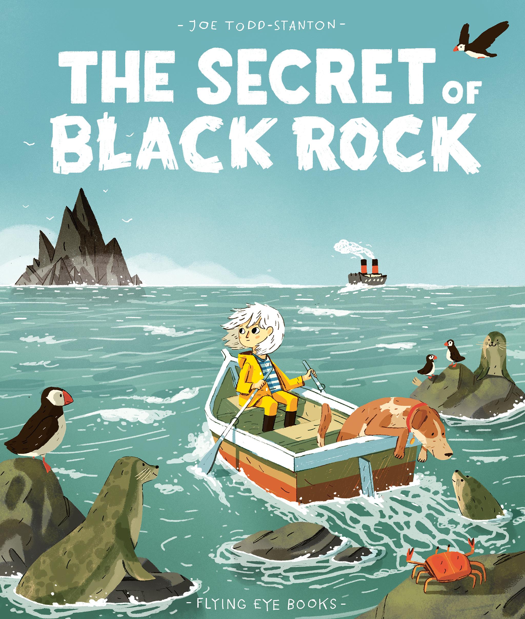 The Secret of Black Rock | Paperback