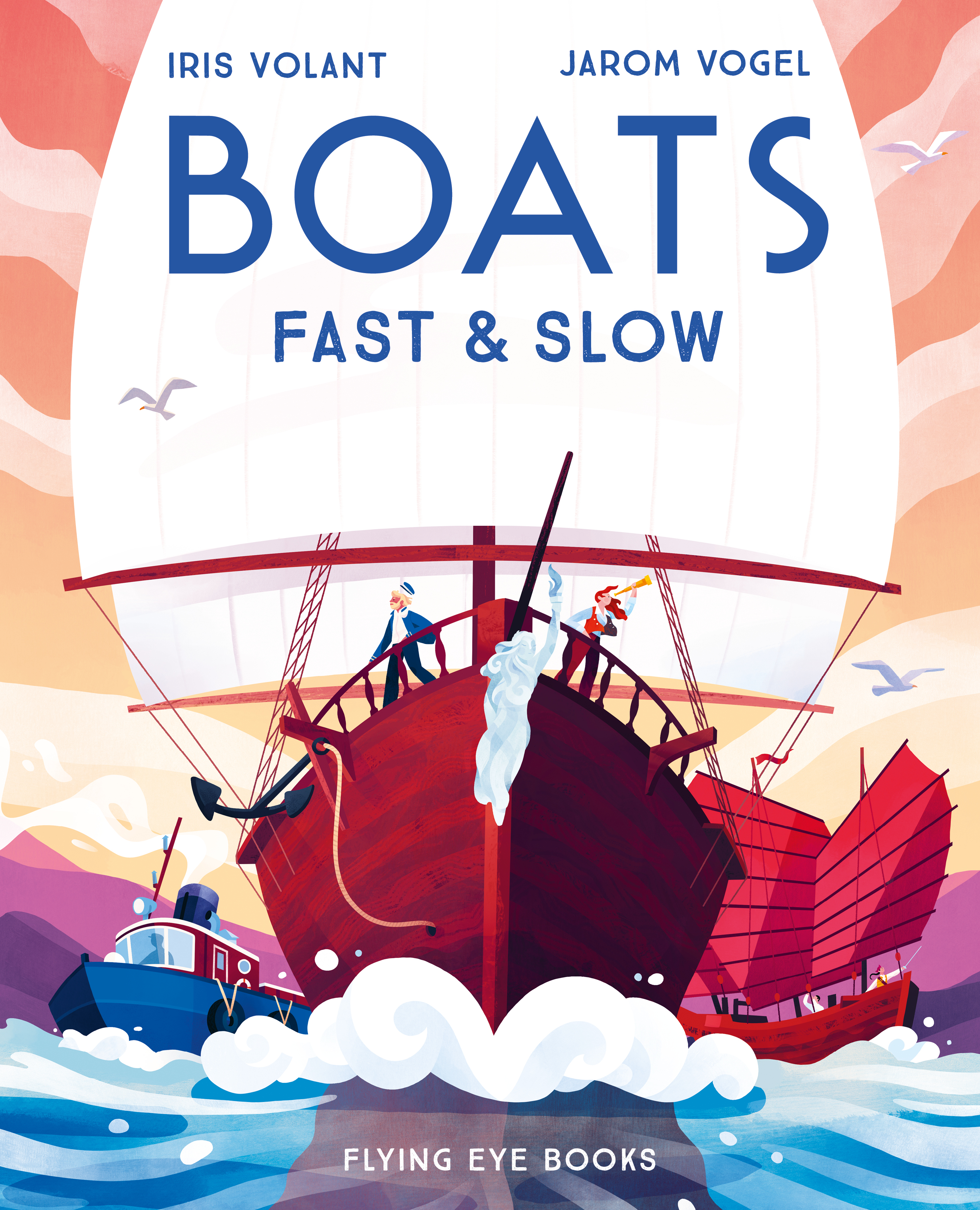 Boats: Fast & Slow