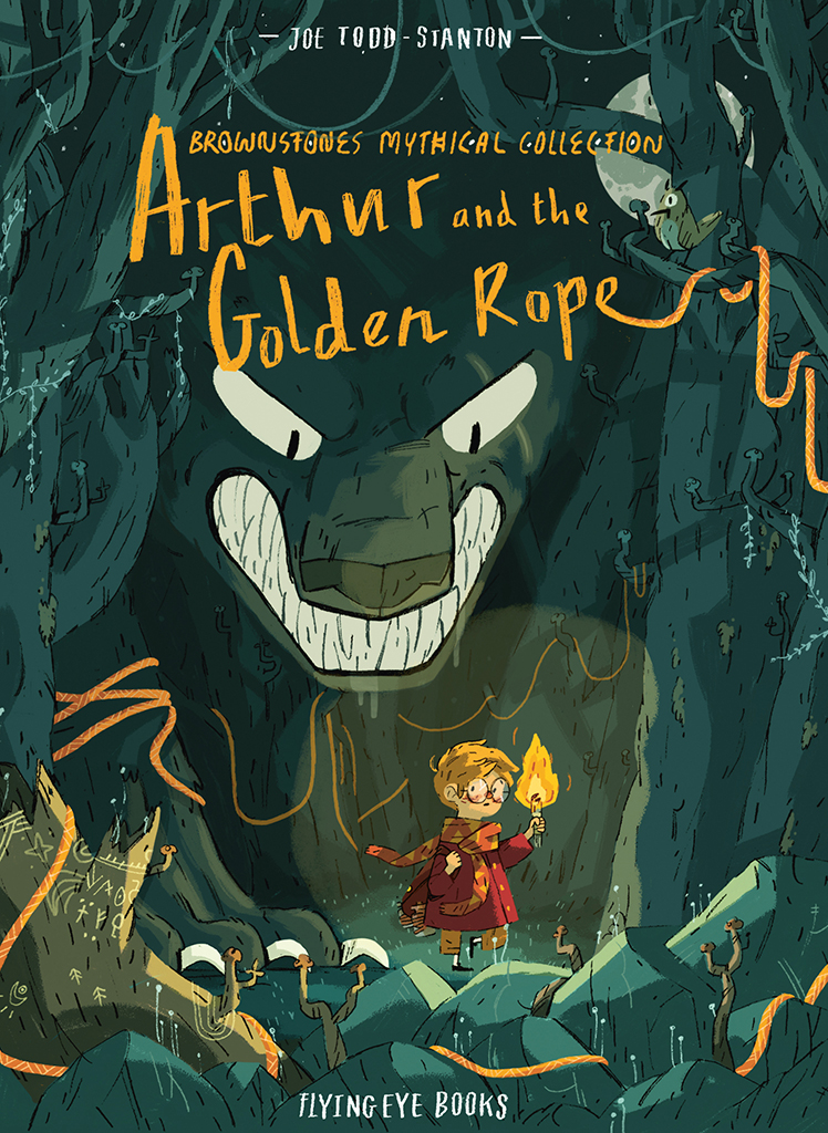 Arthur and the Golden Rope | Paperback