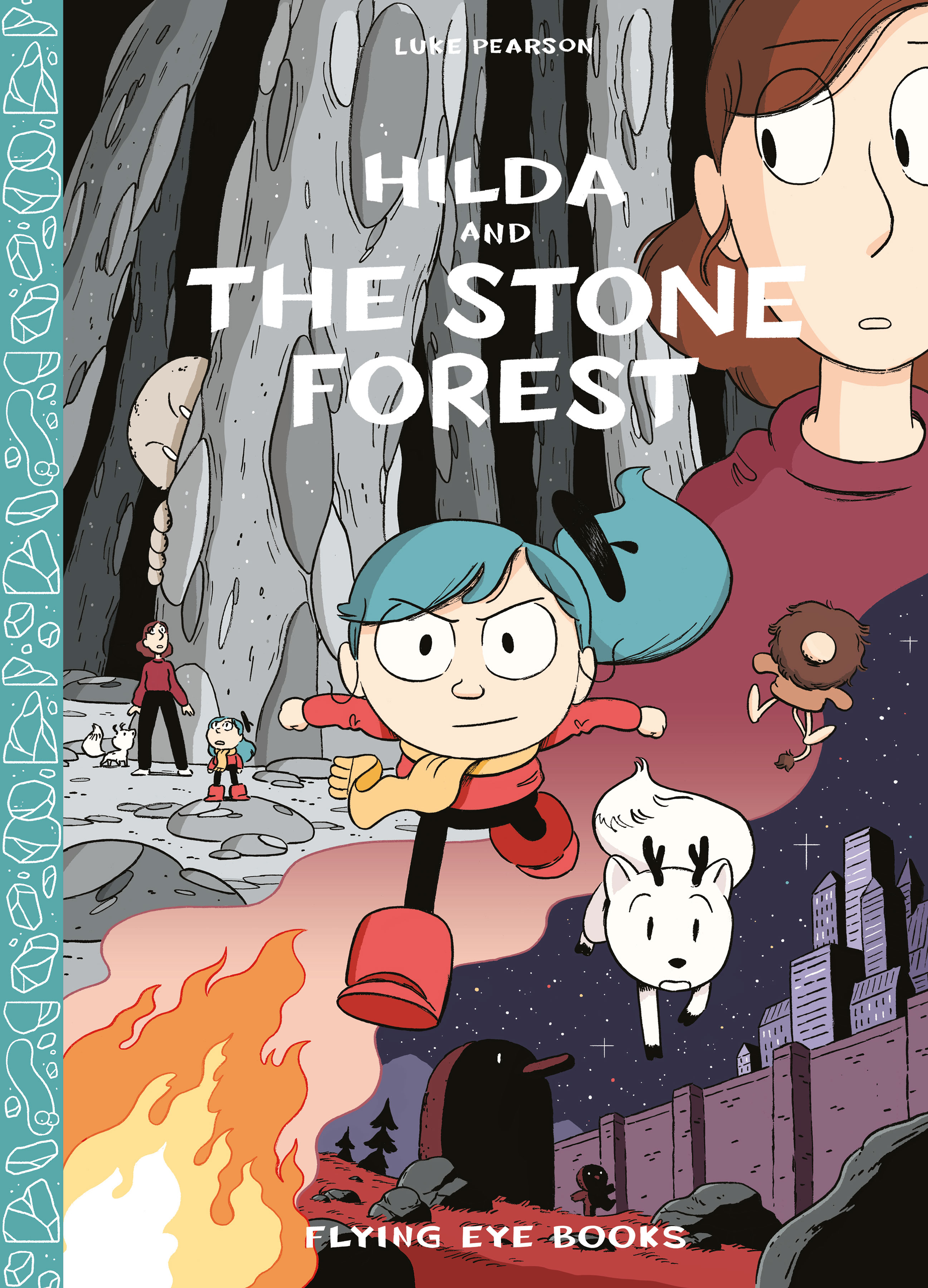 Hilda and the Stone Forest | Paperback