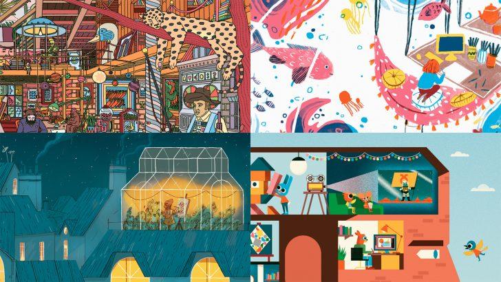 Studio Dreams at Hay Festival!