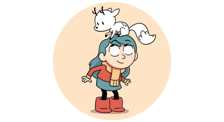 Hilda the Series Premieres Today on Netflix!