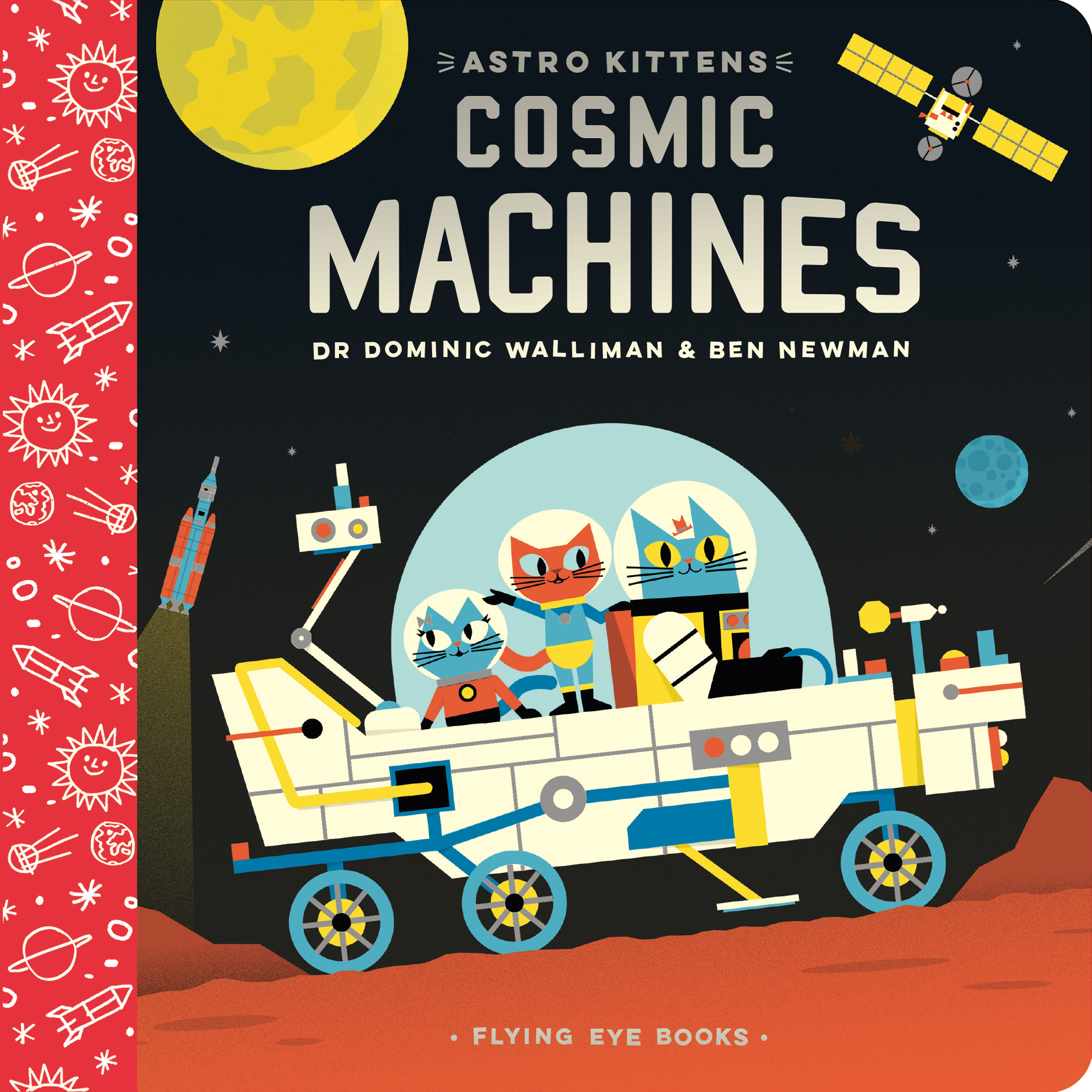 Astro Kittens: Cosmic Machines