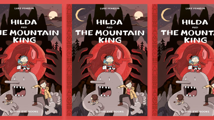 Hilda and the Mountain King Launch Events