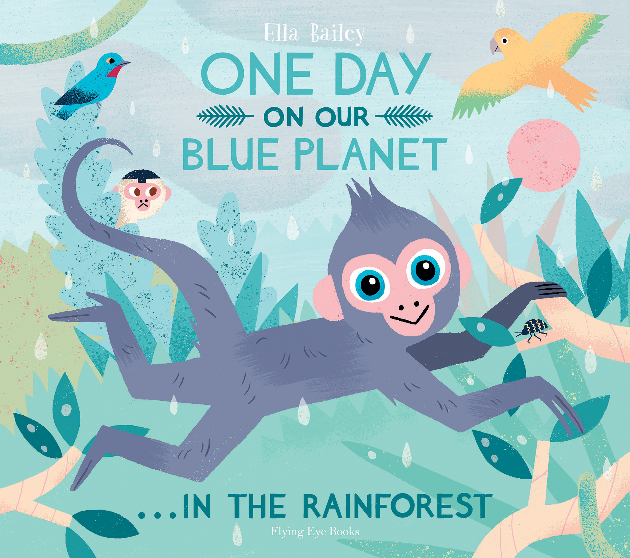 One Day on our Blue Planet … In the Rainforest (paperback)