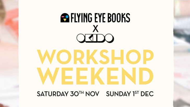 Flying Eye x OKIDO Workshop Weekend