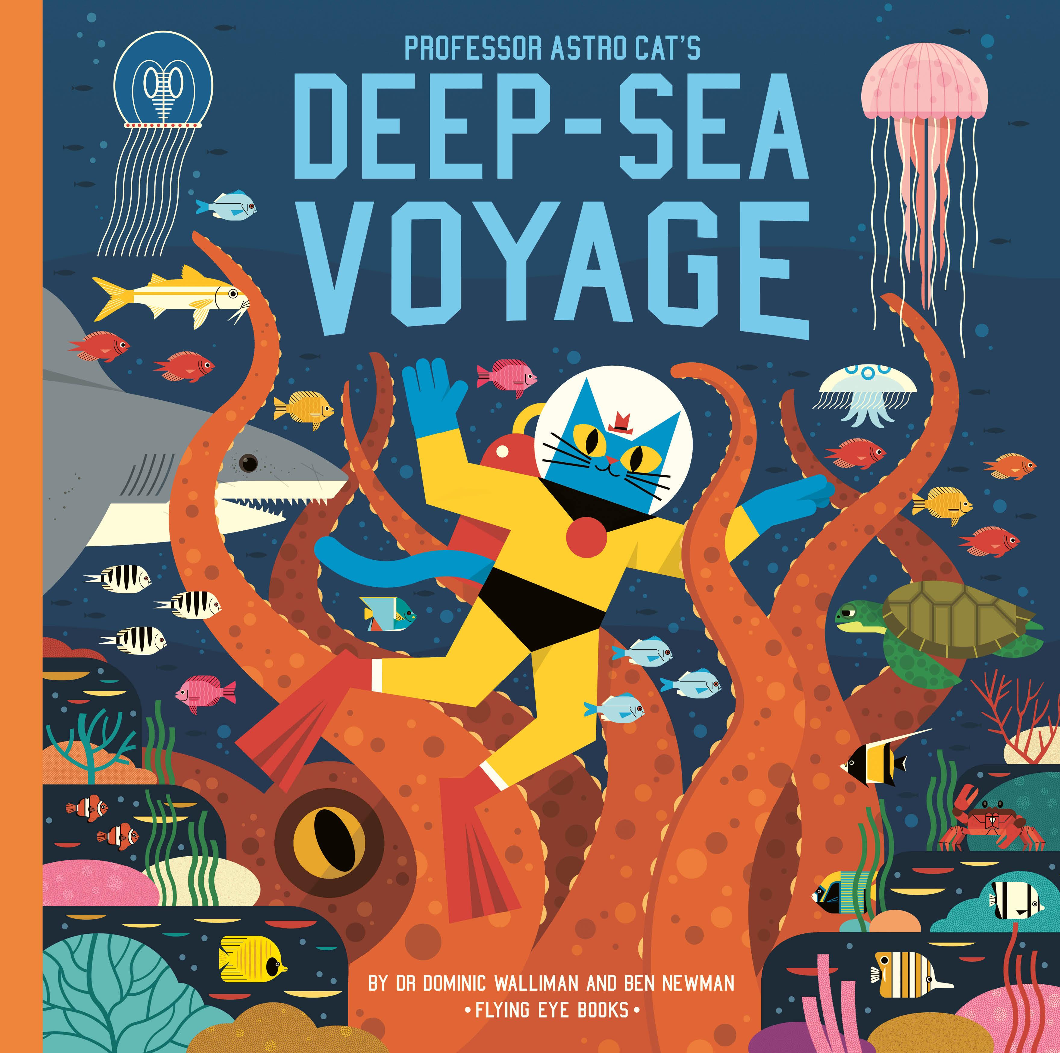 Professor Astro Cat: Deep-Sea Voyage