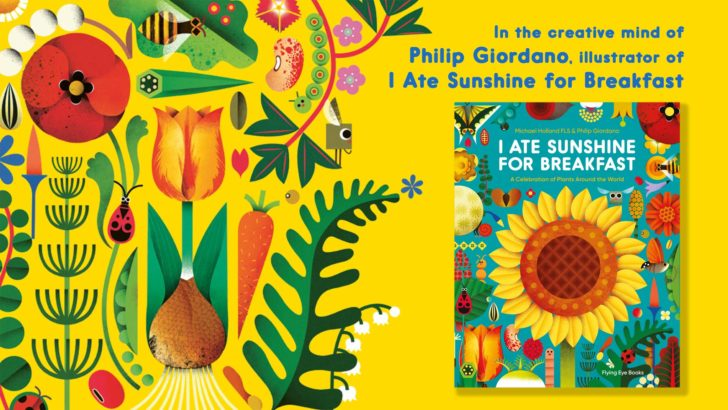 Philip Giordano on I Ate Sunshine for Breakfast