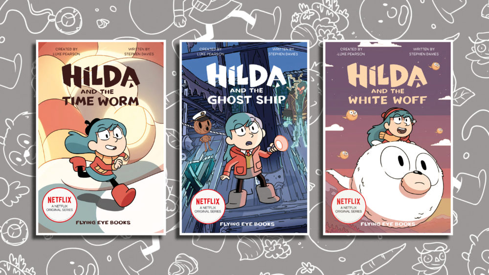 Season 2 of Hilda is now streaming on Netflix!