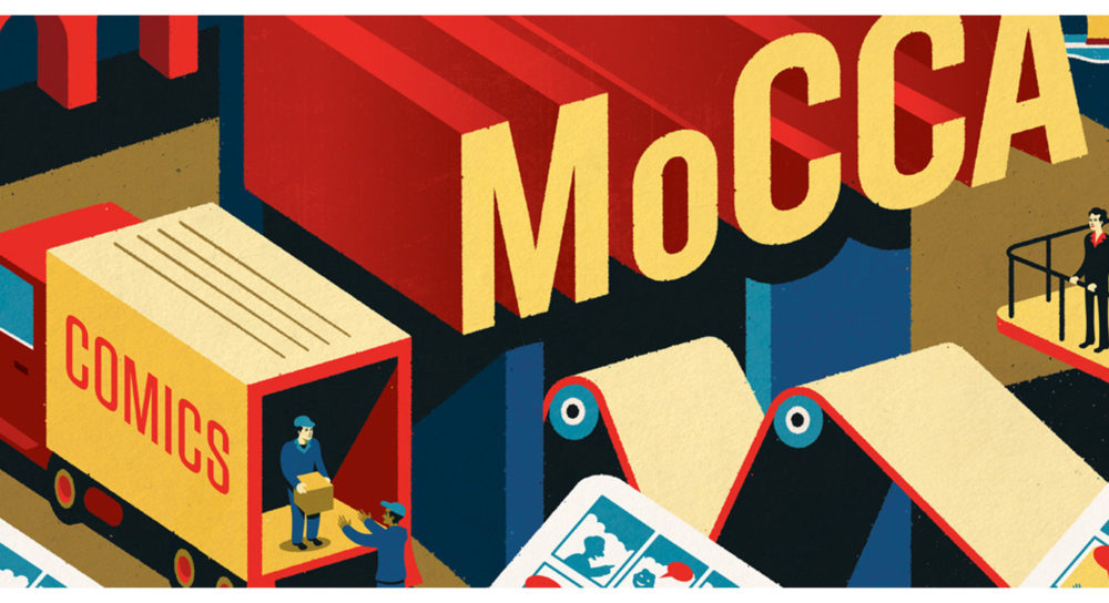 Visit Nobrow/Flying Eye Books at MoCCA!