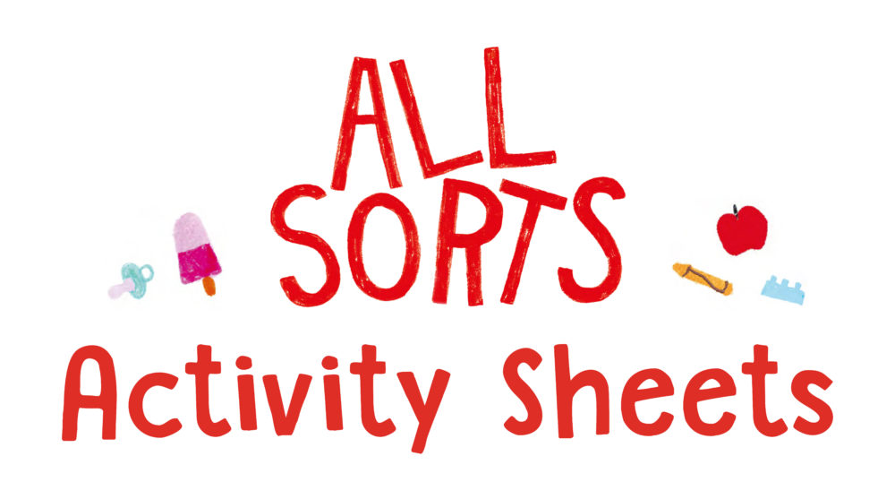 All Sorts Activity Sheets