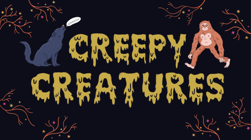 Create A Creepy Creature with Seaerra Miller